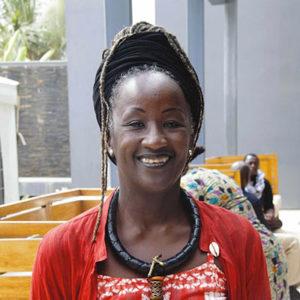 Dr Aisha CONTE Fondatrice de NYARA
