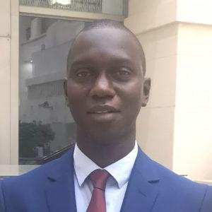 Mamadou Diallo Membre de la Fondation Cœur Vert