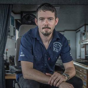 Peter HAMMARSTEDTDirecteur des Campagnes Sea Shepherd Global